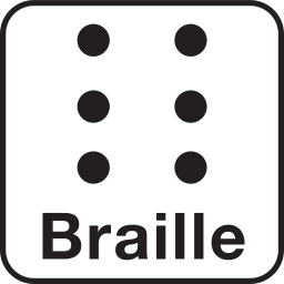 Braille-Logo