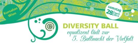 Logo Diversity-Ball 2012