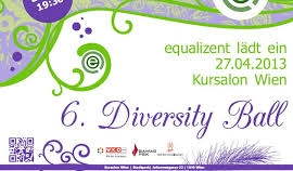 Logo DiversityBall 2013
