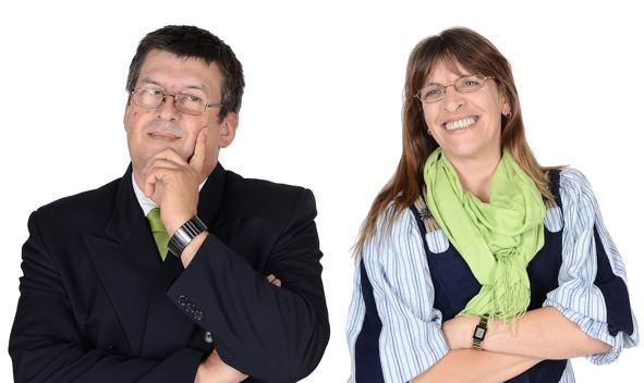 Foto Gerhard und Marion Reisel