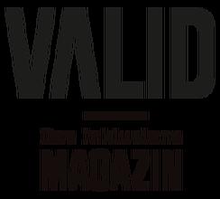 Logo Valid - Das Inklusionsmagazin